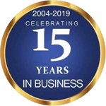 Celebrating 15 years in business - Lifting Logistics